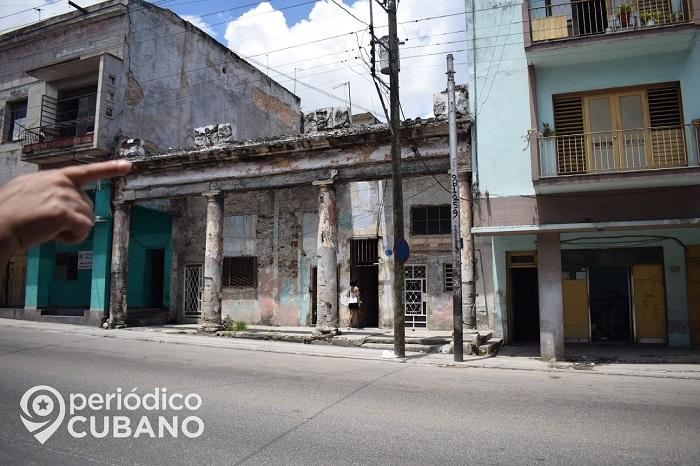 Cubana denuncia que ha vivido 22 años temiendo a morir en un derrumbe