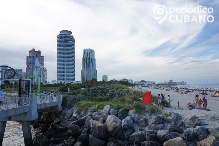 Las playas de Miami-Dade reabren al público