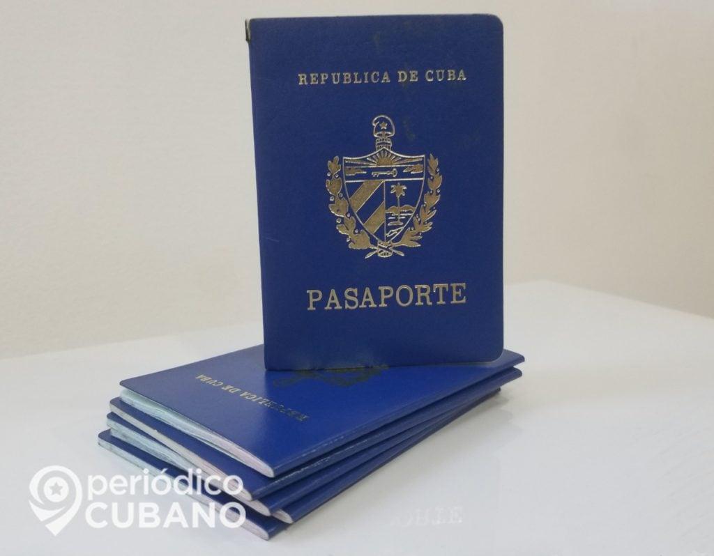¿Qué se necesita para sacar el pasaporte cubano en EEUU?