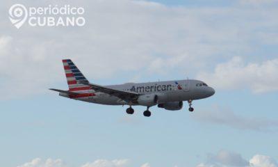 American Airlines reanuda vuelos a Cuba en los últimos días de agosto