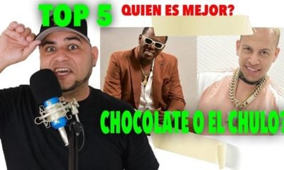 Chocolate MC y El Chulo