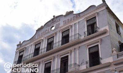 Colapsa el techo de la Fábrica de Tabacos Partagás, en La Habana