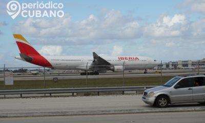 Consulado de España confirma vuelo La Habana-Madrid para el 30 de julio Iberia