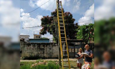 Cubano pierde refrigerador ante bajón de voltaje y la Empresa Eléctrica se deslinda de responsabilidades