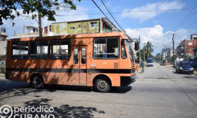 Cuba reanima el transporte público en la fase 2, pero con limitaciones