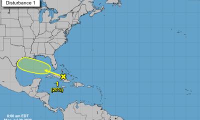 Cuba y Bahamas en alerta por la formación de una onda tropical