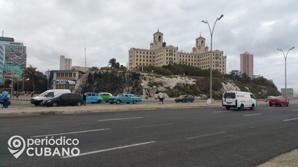 El pasadía en el Hotel Nacional de Cuba cuesta 25 CUC