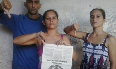 Denuncian amenazas contra la vida de la familia opositora de Holguín