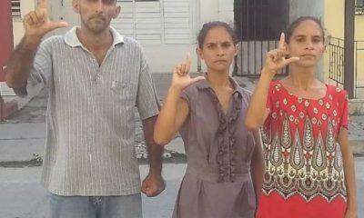 Familia opositora de Holguín liberada tras 24 horas detenida