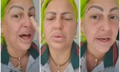 La Diosa denuncia los abusivos apagones en su barrio