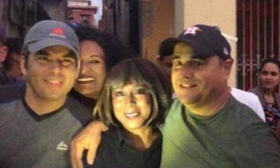 Luis Silva, Andy Vázquez, Irela Bravo