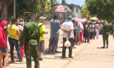 Autoridades tomarán medidas en Las Tunas para evitar acaparamiento en tiendas MLC