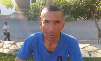Niegan visa al opositor cubano Ramón Arboláez, varado y enfermo de cáncer en México