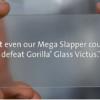 lanzamiento del producto, denominado Gorilla Glass Victus