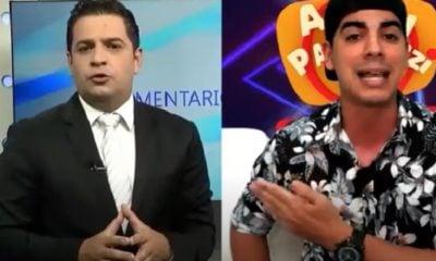 Paparazzi cubano responde a periodista oficialista del Noticiero de la Televisión Cubana