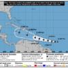 Próximo a convertirse en huracán Gonzalo impactaría a Jamaica