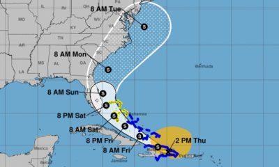 Santiago de Cuba y Guantánamo ya sintieron los vientos de la tormenta tropical Isaías