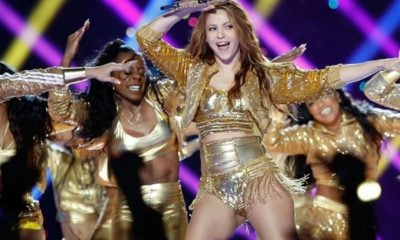 Shakira en el Super Bowl 2020
