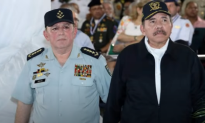 Daniel Ortega y Julio César Avilés