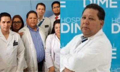 Despiden con aplausos a un médico cubano que murió en Honduras por COVID-19