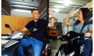 motos electricas Cuba