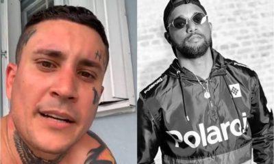 Osmani García revela que tuvo coronavirus y exige saber la causa de muerte de El Dany