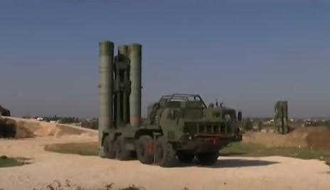 sistema antimisiles ruso S-500
