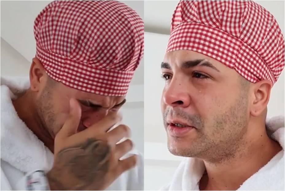 """Yomil Hidago: """"Estoy devastado, este dolor es irreparable hermanito mío. Te amo"""" (Captura de video: Yomil Hidalgo - Instagram)"""