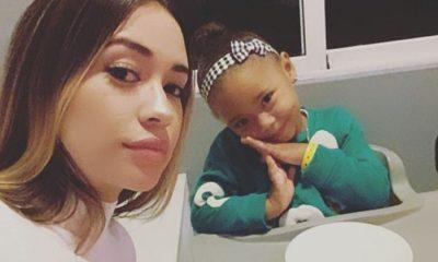 ¡Así felicitó la hija de El Dany a su mamá con este emotivo video!