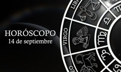 Horóscopo del 14 de septiembre