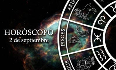 Horóscopo del 2 de septiembre
