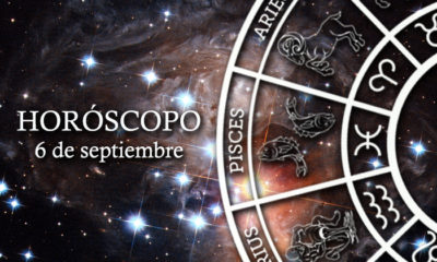 Horóscopo del 6 de septiembre