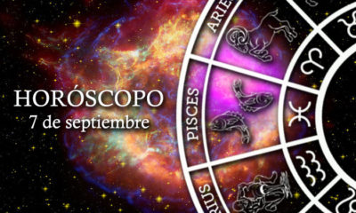 Horóscopo del 7 de septiembre