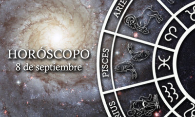 Horóscopo del 8 de septiembre