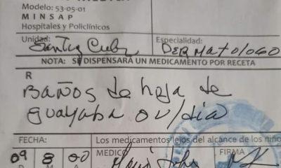 Ante la falta de medicinas, se recetan remedios caseros para controlar el brote de sarna en Cuba