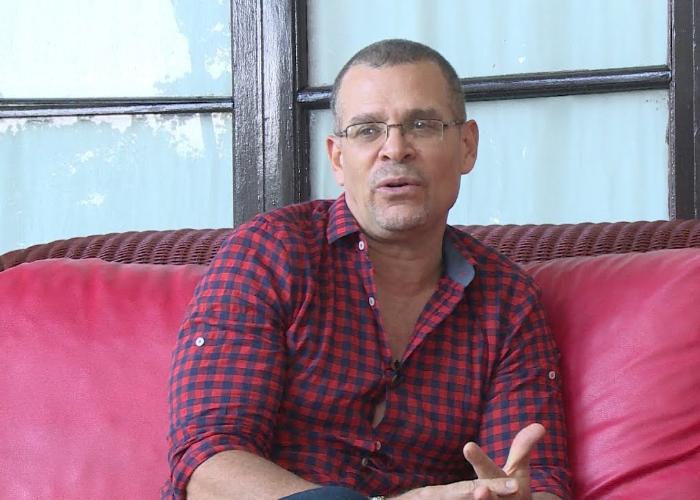 Cineasta cubano Ernesto Daranas