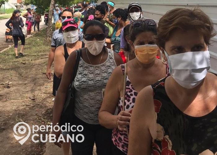 Gobierno cubano en Sancti Spíritus asegura tener identificados a más de 80 coleros