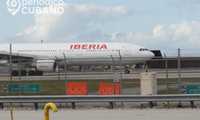Consulado de España El 30 de agosto hay un vuelo a Cuba operado por Iberia
