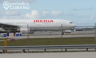 Consulado de España en La Habana confirma vuelo a Cuba por Iberia