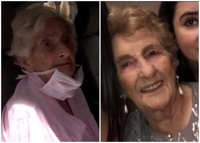 Contra todo pronóstico, anciana cubana de 101 años vence al coronavirus en Florida