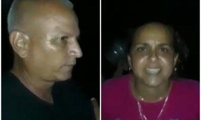 Arrestan de manera violenta a cubanos que protestaban por apagón en Placetas