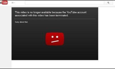 Google suspende cuentas de Youtube de medios castristas