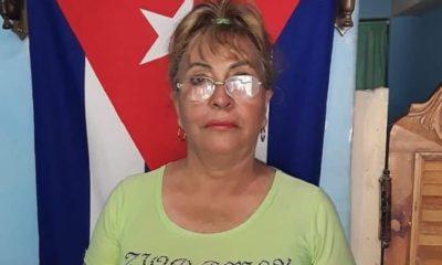 Detienen y golpean a la activista política Yolanda Carmenate