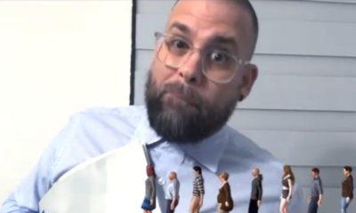 """Nueva parodia a """"los coleros"""" cubanos del humorista Javier Berridy"""