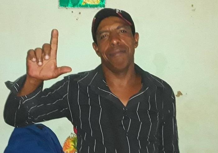 Opositor cubano Jesús Sánchez Romero en huelga de hambre tras violento arresto