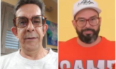 "Otaola llama ""señor ambiguo"" al humorista cubano Ulises Toirac"
