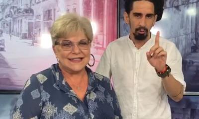 Susana Pérez junto a Chucho del Chucho estrenan programa Cuba Primero