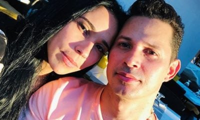 Yuliet Cruz se derrite a amor por Leoni Torres