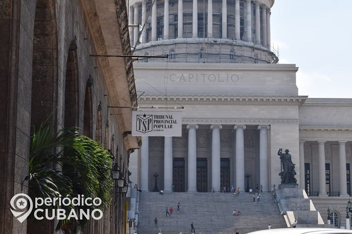 Suspenden labores en los tribunales de La Habana por rebrote de COVID-19