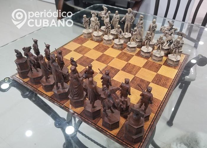 Eliminan a Cuba en la primera ronda de la Olimpiada Mundial de Ajedrez Online